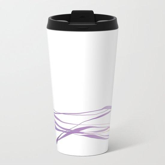 A Bottomless Sea No. 2 Sunset Metal Travel Mug