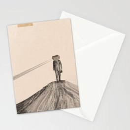 Walking Man Stationery Cards