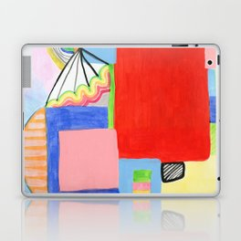Primary Geo Summer Day Laptop & iPad Skin