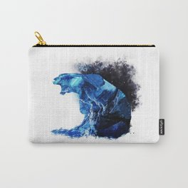 Polar Bear Carry-All Pouch