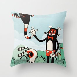 Petryk Throw Pillow