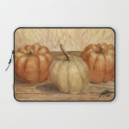 Mini Pumpkins I Laptop Sleeve