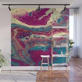 Color Mash Wall Mural