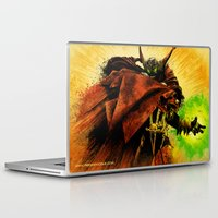 spawn Laptop & iPad Skins featuring Hellspawn by Fresh Doodle - JP Valderrama