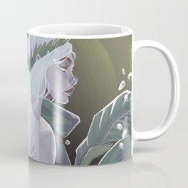 Green Tears Coffee Mug