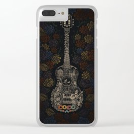 coco Clear iPhone Case