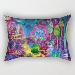 A Timeless Place Rectangular Pillow