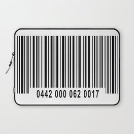 Barcode #1 Laptop Sleeve