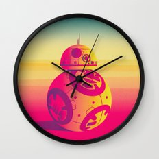 Droid Wall Clock