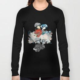 Ranma ♥ Akane Long Sleeve T-shirt