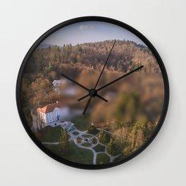 The Masterplan Wall Clock