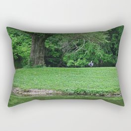 The Smuggler II Rectangular Pillow