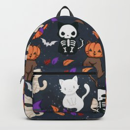 Kitty - Halloween Backpack