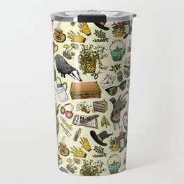Magical Herbology Travel Mug