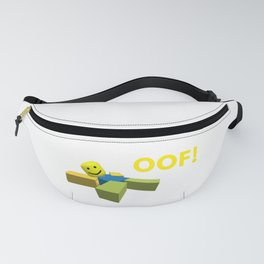 Roblox Oof Supine Happy Fanny Pack