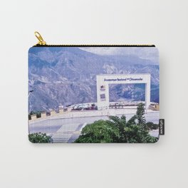 View of the national park of Chicamocha Carry-All Pouch