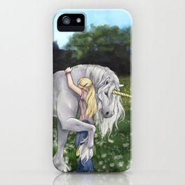 Finding Innocence iPhone Case