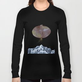 pilgrimage to the orb and lodestone Long Sleeve T-shirt