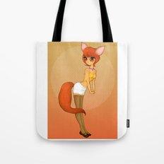 FoxyLoxy Tote Bag