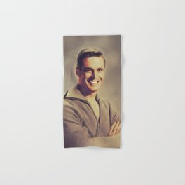 George Peppard, Actor Hand & Bath Towel