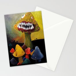 Magic Man Stationery Cards