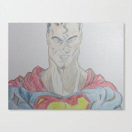 Hero Among Us Canvas Print