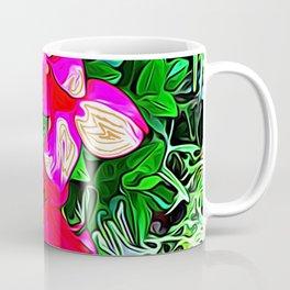 Flower Codes of Revelation Coffee Mug