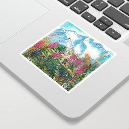 Alyeska Best of Both Sticker