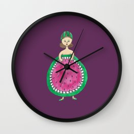 Hermione l'Agronome Wall Clock