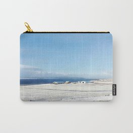 Blue roof Carry-All Pouch