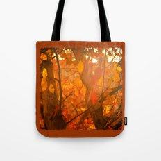 Fire  Fantasy Tote Bag