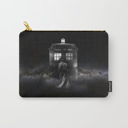 TARDIS DOCTOR WHO SPACE Carry-All Pouch