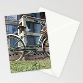 Basket Cruiser Stationery Cards