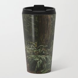Old growth forest Travel Mug