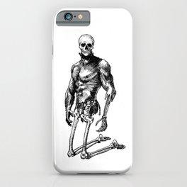 Pietro 2 - Nood Dood Spooky Booty iPhone Case