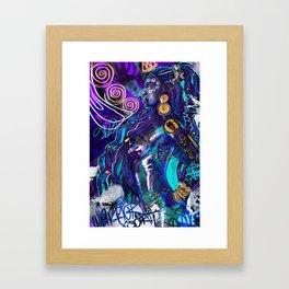 Apunda Framed Art Print