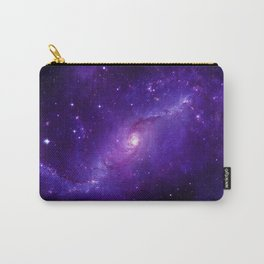 Ultra Violet Galaxy Carry-All Pouch