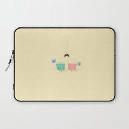 She & He Laptop Sleeve