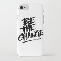 be the change iPhone 7 Slim Case