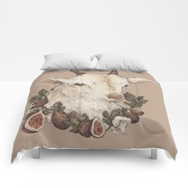 Goat and Figs Comforters
