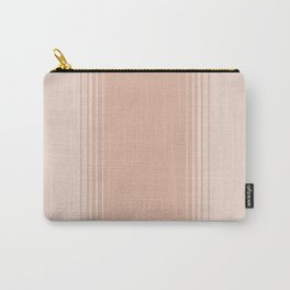 Soft Tones Vertical Gradient Carry-All Pouch
