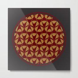 Next Generation of Patterns Metal Print