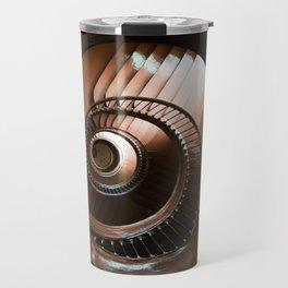 Chocolate stairs Travel Mug