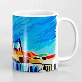 Ljubljana's Dragon Coffee Mug