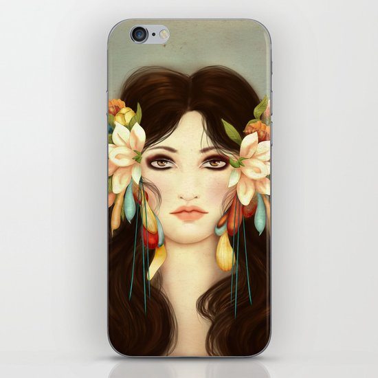 Helen of Troy iPhone & iPod Skin
