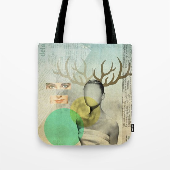 Audreys Virtue Tote Bag