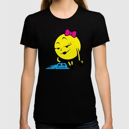 Ms. Pac-Man T-shirt