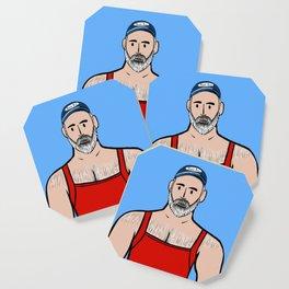 Beard Boy: Willis Coaster