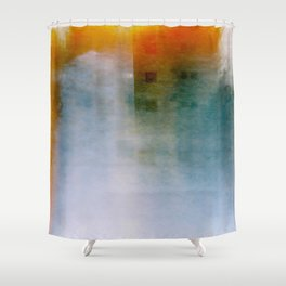 The Second Broken Machine Shower Curtain
