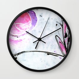 Fairy birth Wall Clock